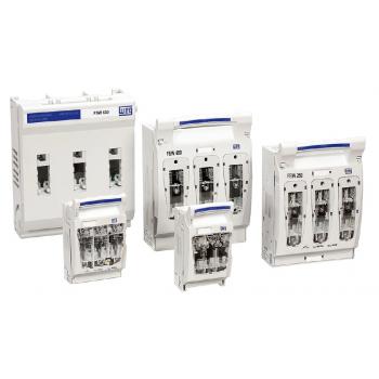 Interruptor-Seccionador-Fusibles FSWFSW 100-3H 100A Tamaño 000 WEG