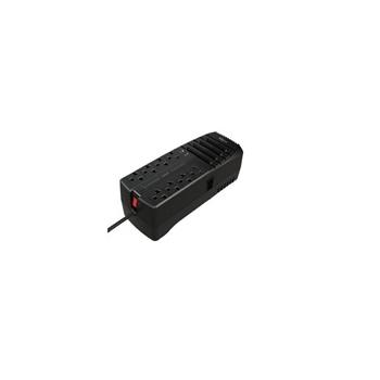 Regulador electrónico 8 contactos  2000va -1000watts. 120 V. CA (110-127 V.CA)