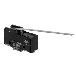 Micro Switch Básico con Palanca 100mm 1NA+1NC 10A 250VCA HANYOUNG