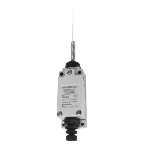 Mini Switch con Acuador de Resorte 1NA+1NC 6A HANYOUNG
