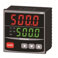 Control de Temperatura dígital 96X96mm entrada J,K, PT100 salida SSR+Rele+Rele 100-240 VCA HANYOUNG